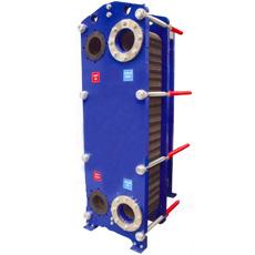Plate heat exchangers - prefabricated