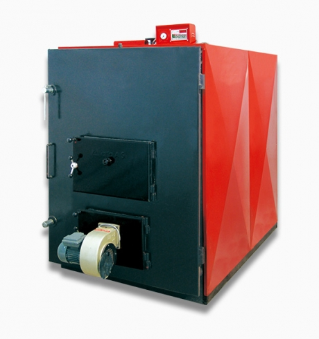 Steel Boilers - Industrial